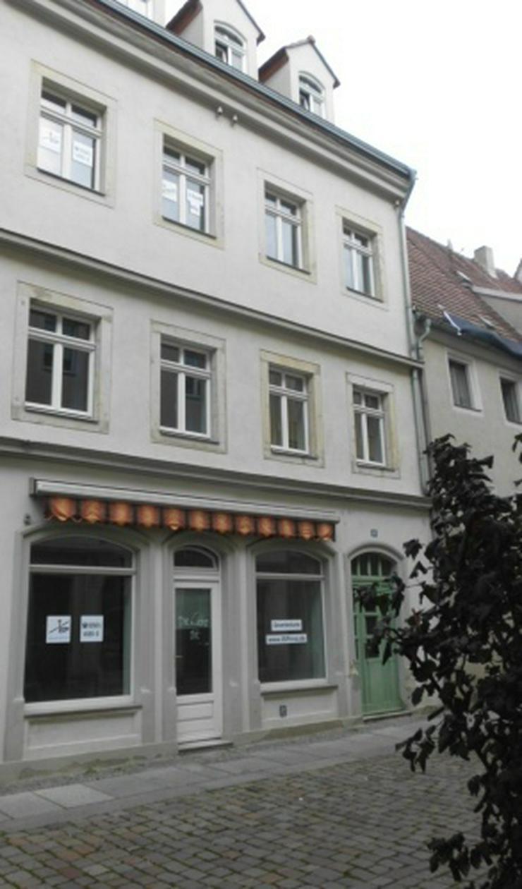 3-Raum-Wohnung mit Balkon im Stadtzentrum!