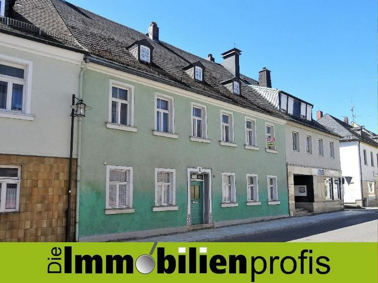 Denkmalgeschütztes Einfamilienhaus in zentraler Lage von Kirchenlamitz