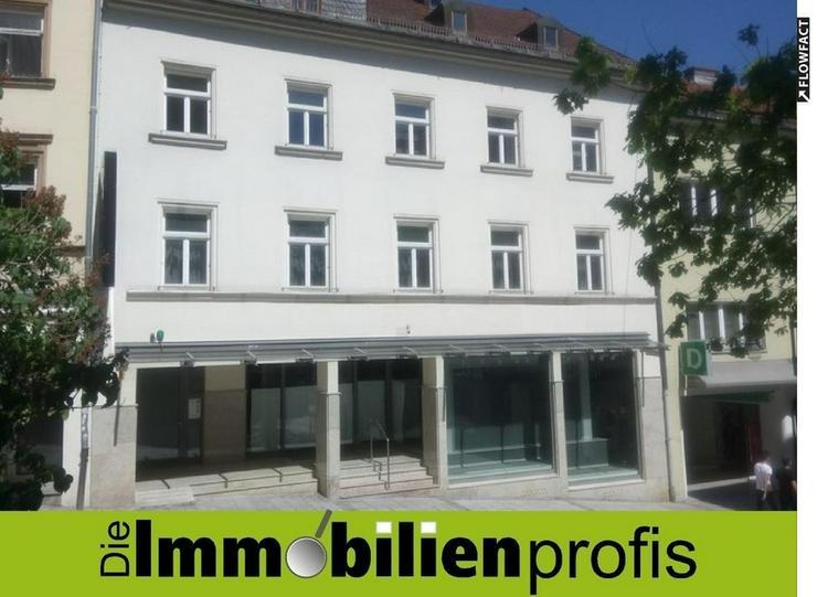 Große Verkaufsfläche in TOP-Lage in der Fußgängerzone ? Altstadt von Hof
