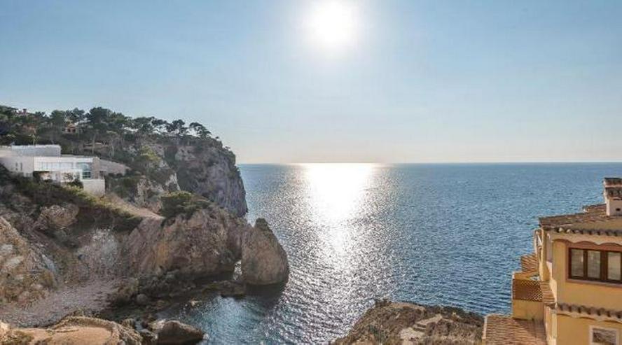 KAUF: Dúplex-Apartment in erster Meereslinie in Santa Ponsa