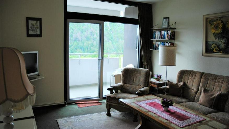 Bild 2: Ruhe pur, Erholung pur, Natur pur und keine Käuferprovision! Zwei-Zimmer-Appartement am W...