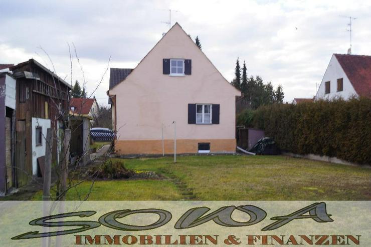 Bild 2: Einfamilienhaus - 1A Lage in Neuburg - Ein Eigenheim von Ihren Immobilienexperten vor Ort:...