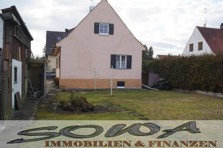 Bild 6: Einfamilienhaus - 1A Lage in Neuburg - Ein Eigenheim von Ihren Immobilienexperten vor Ort:...