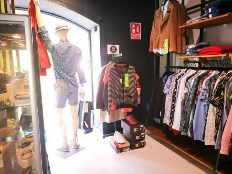 MIETE / TRASPASO: Bekleidungsgeschäft in guter Innenstadtlage in Palma