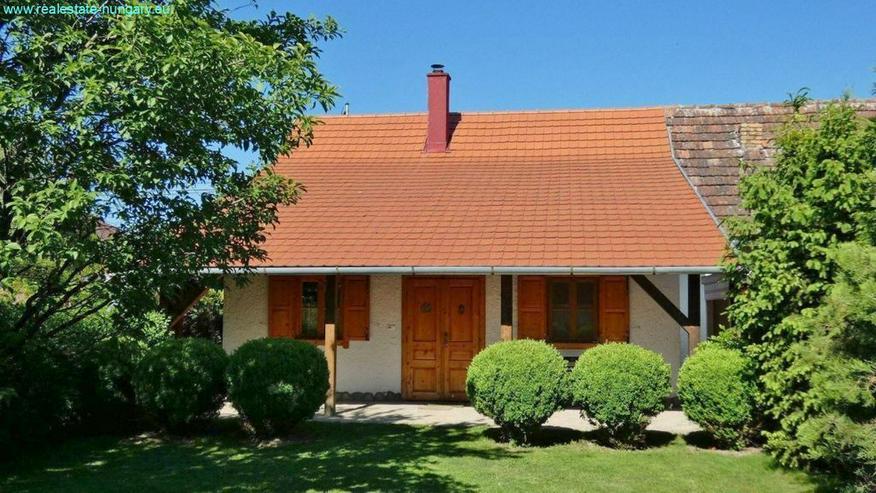 Kleines Wohnhaus in Héviz Nähe - Auslandsimmobilien - Bild 1