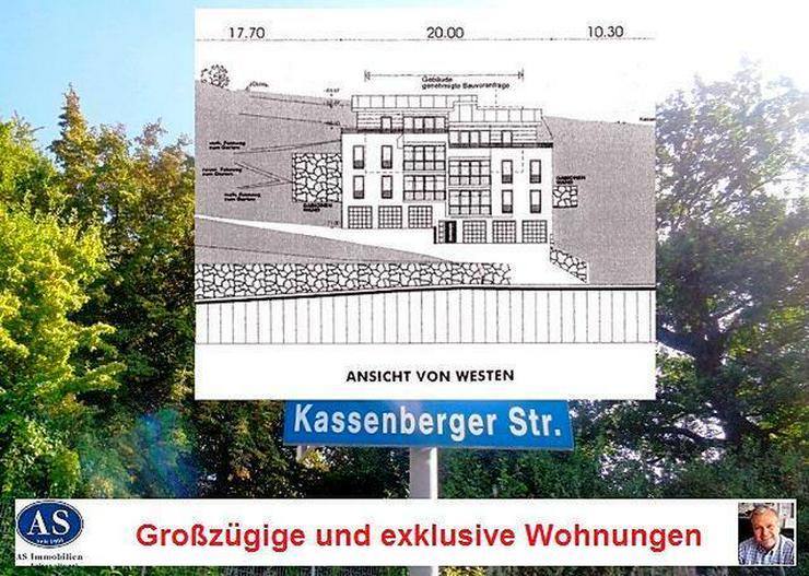 *Panoramablick* ca. 2300 qm Baugrundstück für 6 große 4,5 Raum Wohnungen!
