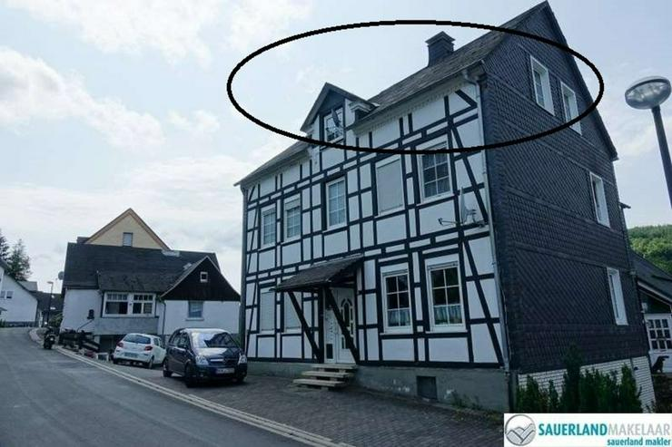 geräumige 2-Zimmerwohnung in Olsberg-Antfeld