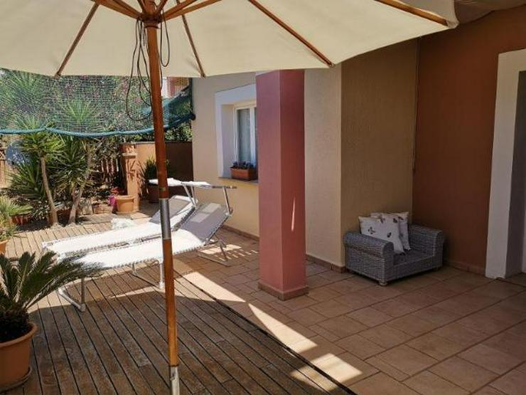 LANGZEITMIETE: Reiheneckhaus mit 3 Schlafzimmern in Camp de Mar