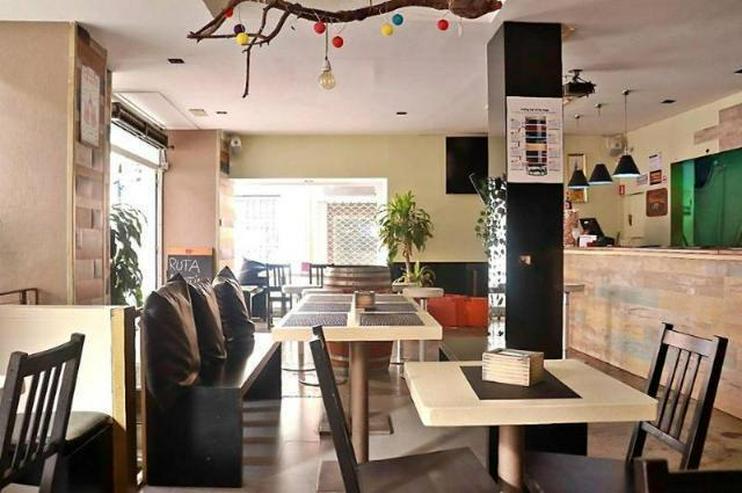 MIETE / TRASPASO: Bar-Restaurant in zentraler Lage in Palma