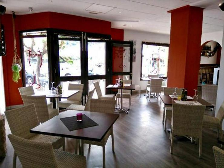 MIETE / TRASPASO: Bar-Restaurant im Städtchen Pollença