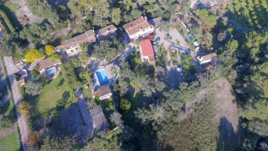 LANGZEITMIETE: Finca bei Montuiri mit Ferienlizenz