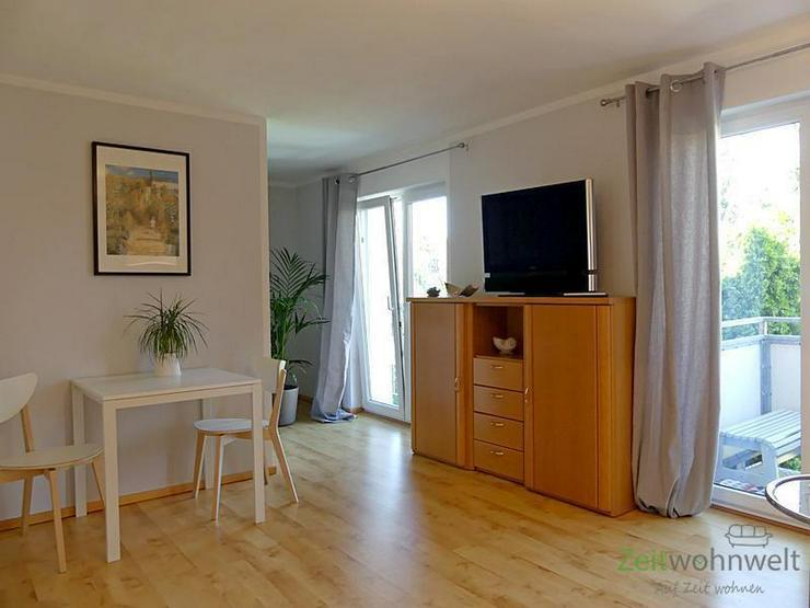 (EF0536_M) Erfurt: Ilversgehofen, neu möblierte, Top-moderne 2-Zimmer-Wohnung mit Balkon ...