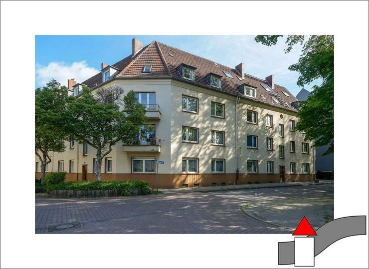 Fangen Sie klein an: Schön geschnittene Eigentumswohnung mit Garage in beliebter Grünlag...