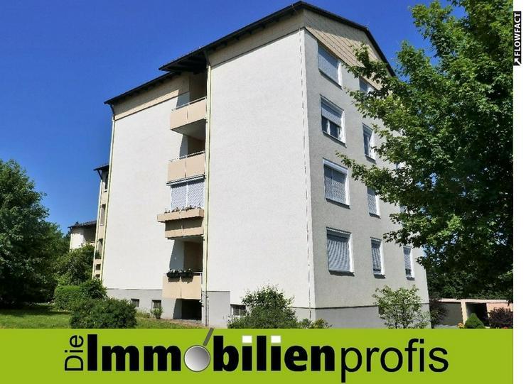 3 Zimmer-Eigentumswohnung mit Terrasse und Garage in Hof - Wohnung kaufen - Bild 1
