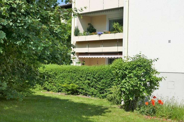 Bild 2: 3 Zimmer-Eigentumswohnung mit Terrasse und Garage in Hof