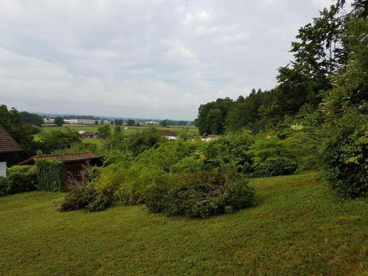 Bild 6: Ruhig gelegenes Baugrundstück im grünen ohne Bauzwang!