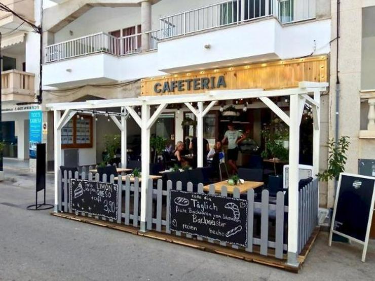 MIETE / TRASPASO: Eisdiele/Bar/Cafeteria in Colonia de Sant Jordi