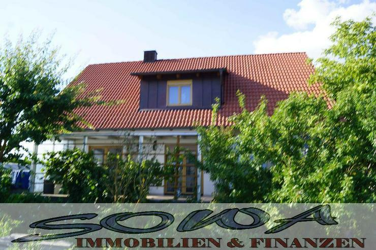 Sie suchen ein Einfamilienhaus in der der Moosmetropole Karlshuld - Großzügiges Einfamil... - Haus kaufen - Bild 1