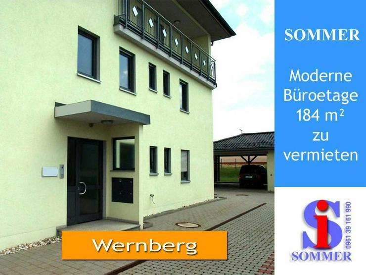 Wernberg Köblitz > moderne Büroetage mieten - Gewerbeimmobilie mieten - Bild 1