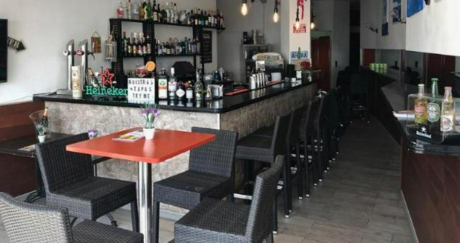 Bar/Bistro am Paseo Maritimo in Palma - Auslandsimmobilien - Bild 1