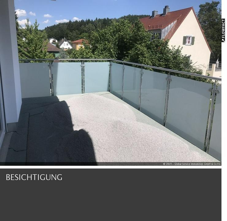 Über den Dächern von Thannhausen Penthouse Neubau