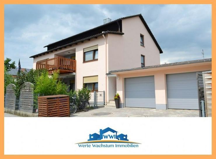 4 Zimmer Erdgeschosswohnung mit Garage in 84543 Winhöring