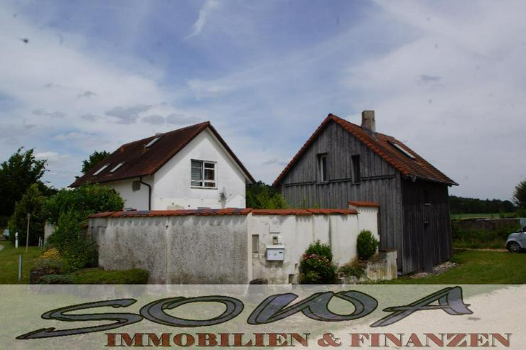 Einfamilienhaus mit großem Grund und Nebengebäude ideal für Naturliebhaber, Bastler und...