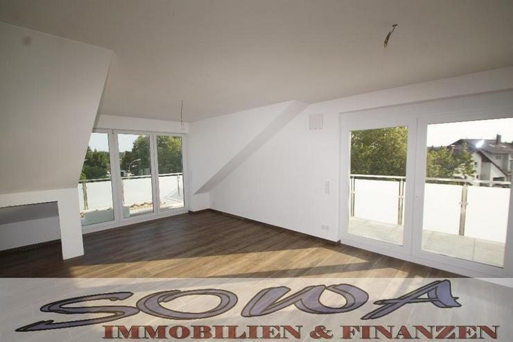 2 Zimmer DG Wohnung in Gerolfing von ihrem Immobilienprofi in der Region - SOWA Immobilien...