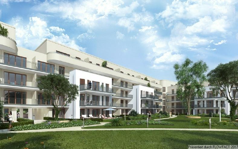 Bild 6: Bezugsfreie - Moderne 3-Zimmer-Wohnung in Frankfurt Höchst