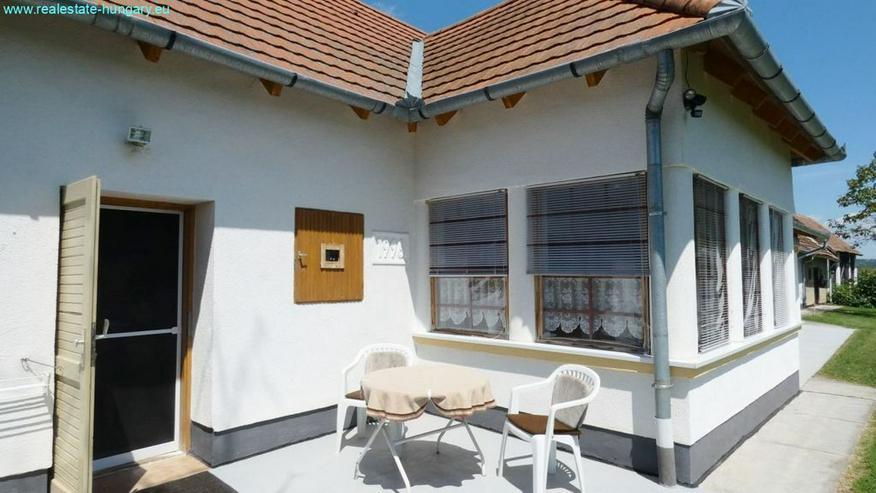 Bild 3: Wohnhaus in typisch ungarischem Stil
