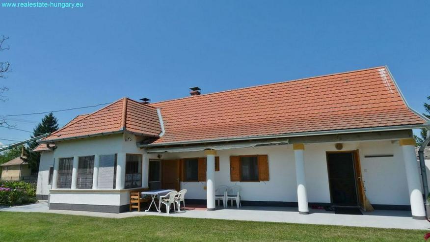 Bild 4: Wohnhaus in typisch ungarischem Stil