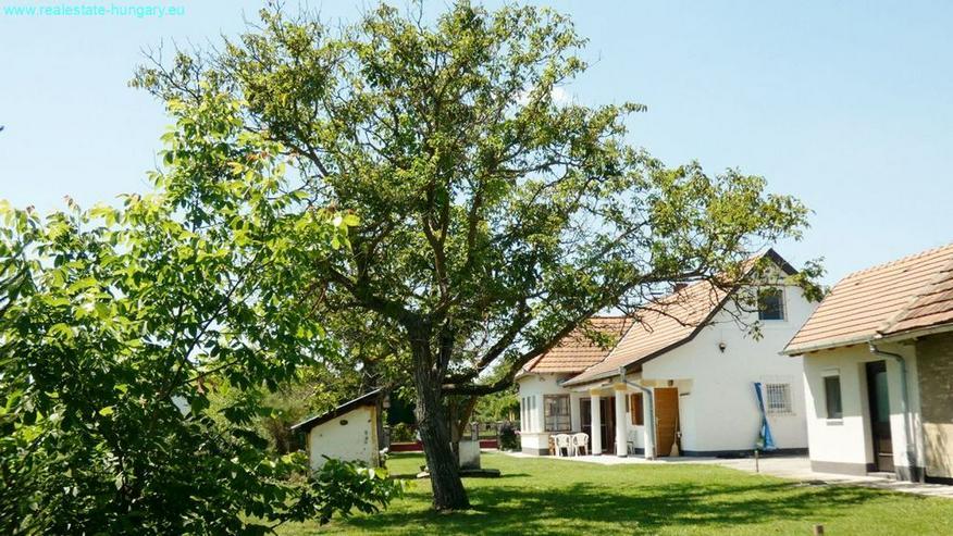 Bild 5: Wohnhaus in typisch ungarischem Stil
