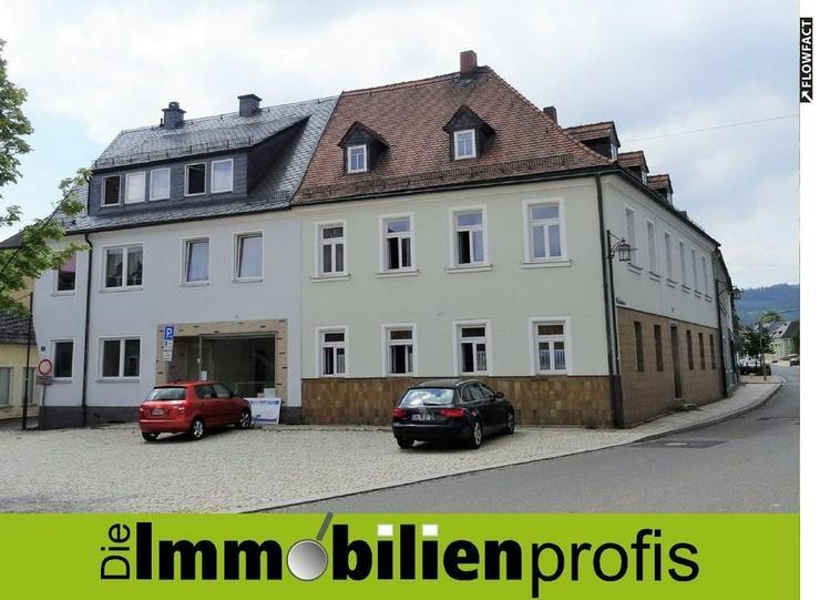 Historisches Stadthaus in Kirchenlamitz i.F.