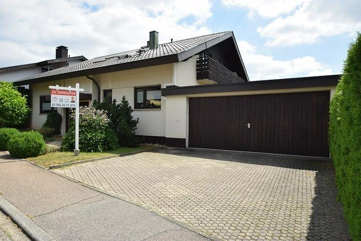 Bild 2: Gepflegtes Wohnhaus mit ELW in Bestlage von Kieselbronn