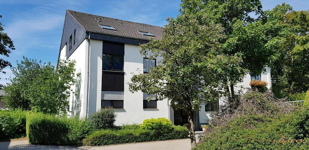 Rheinberg - Zweizimmerwohnung mit Balkon und Tiefgaragenstellplatz, ruhige Wohnlage!