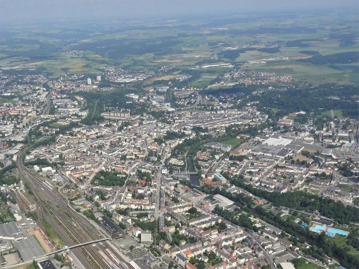 180 m²-Gewerbeeinheit / Restaurant / Büro im Zentrum von Hof