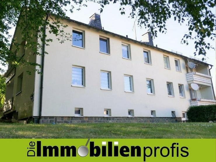 TOP-Rendite: Gepflegtes Mehrfamilienhaus in Selbitz - Haus kaufen - Bild 1