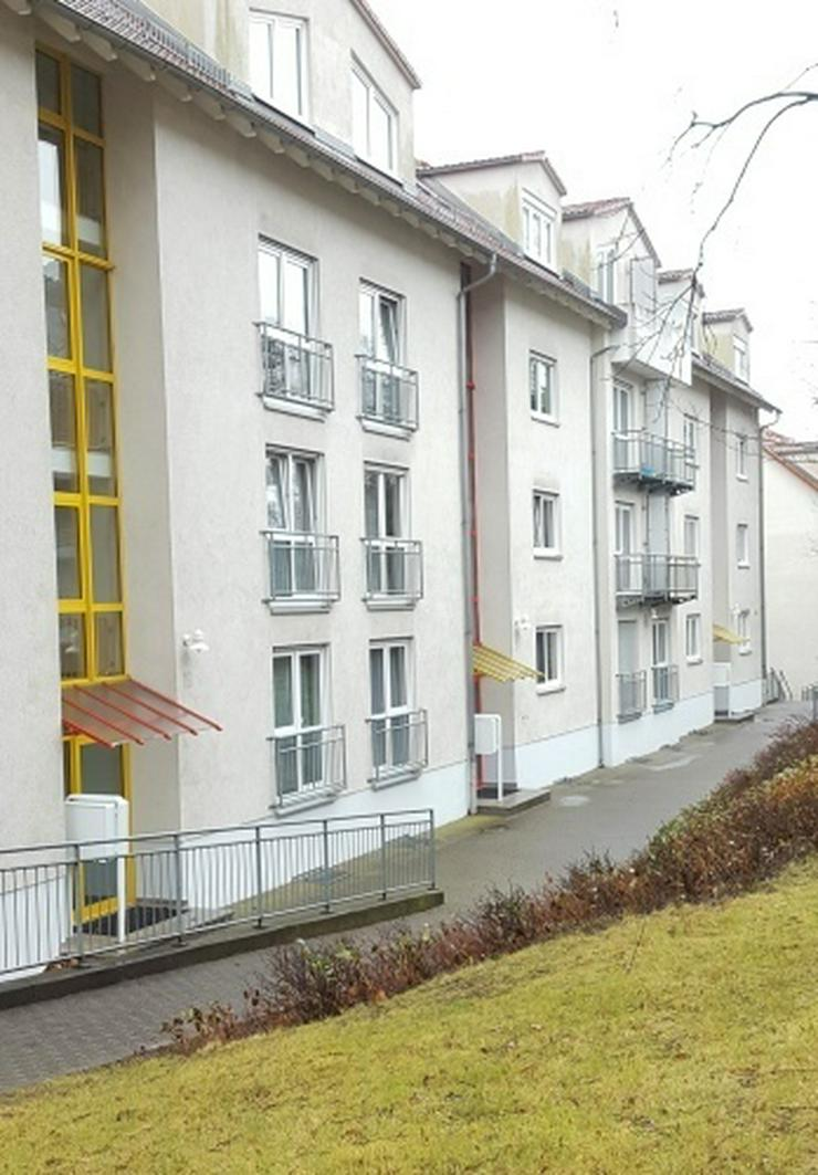 Bild 3: 3-Raum-Wohnung mit Balkon und Stellplatz!