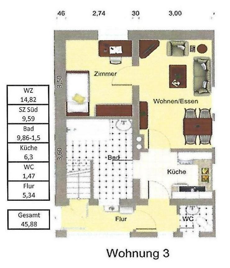 Neuzugang! 2 Zimmerwohnung in Eichstätt - Altmühltal! Ihr Immobilienpartner in der Regio...