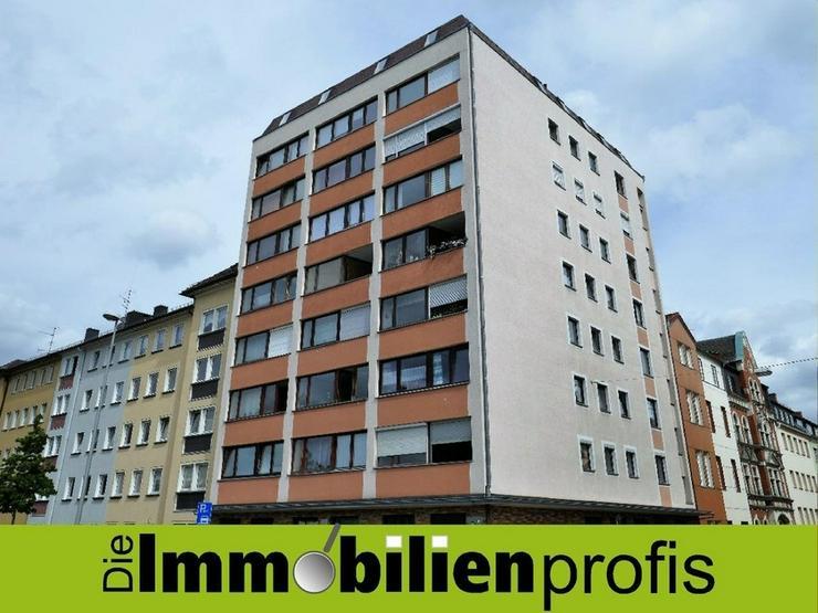 Hoch oben: Attraktive 3 Zimmer-Eigentumswohnung in der Hofer Innenstadt - Wohnung kaufen - Bild 1