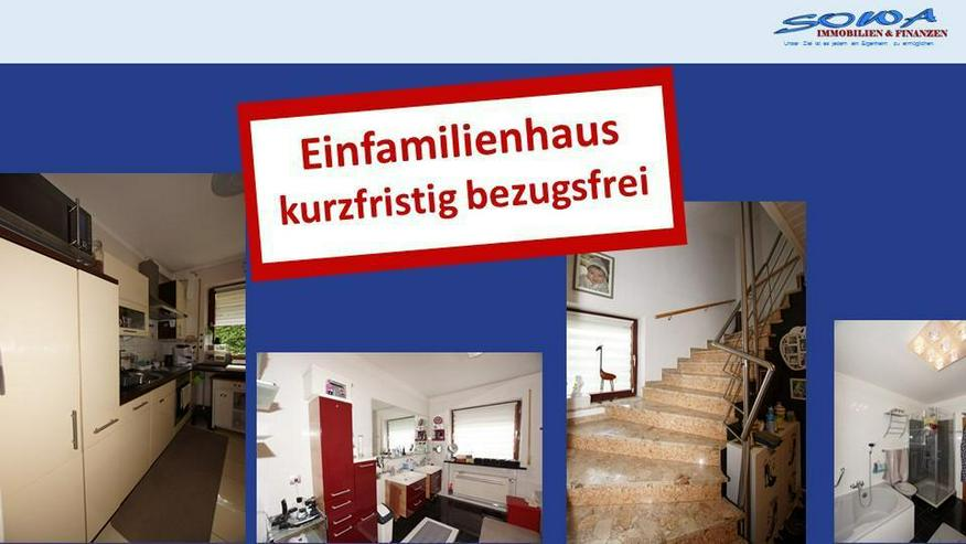Morgen einziehen - Einfamilienhaus mit Garten, Garage, Gartenhaus - Neuburg an der Donau -...