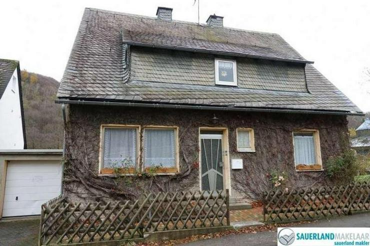RESERVIERT - Zentral gelegenes freistehendes Haus in Willingen