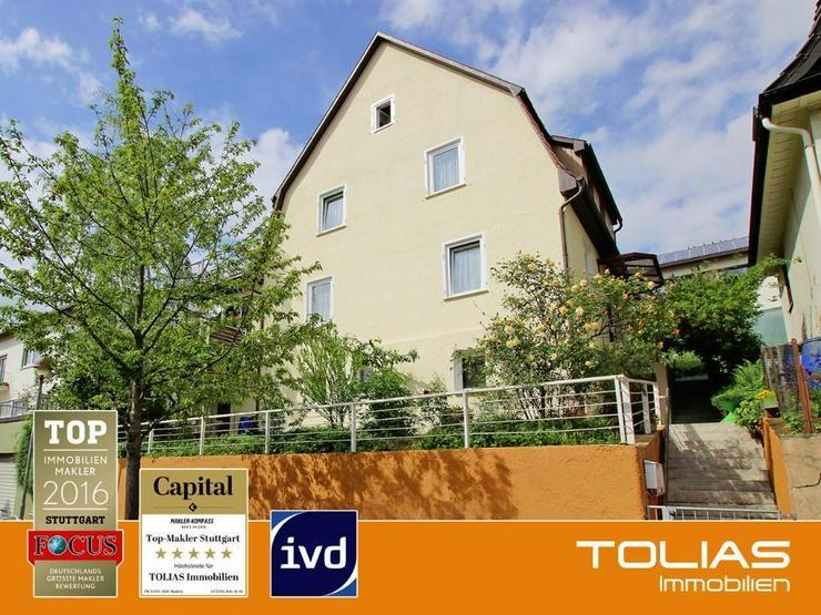 Alles drin: 2 Wohnungen + Wintergarten + Einliegerwohnung + Garten + Gartenhaus