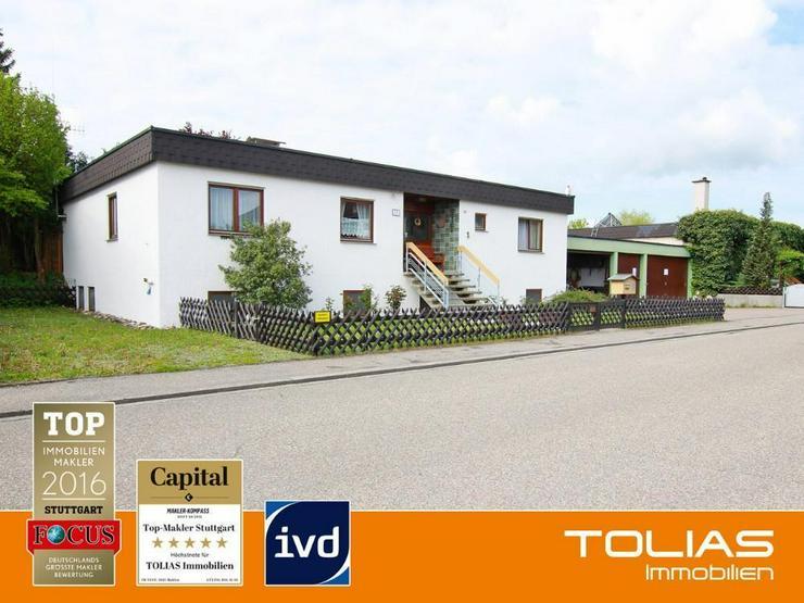 Wohn-/Geschäftshaus + Gewerbebauplatz zum Wohnen und Arbeiten