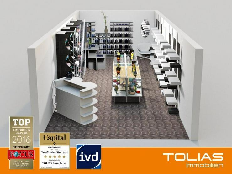 Attraktive Ladenfläche in hochfrequentiertem Einkaufszentrum in S-Mitte