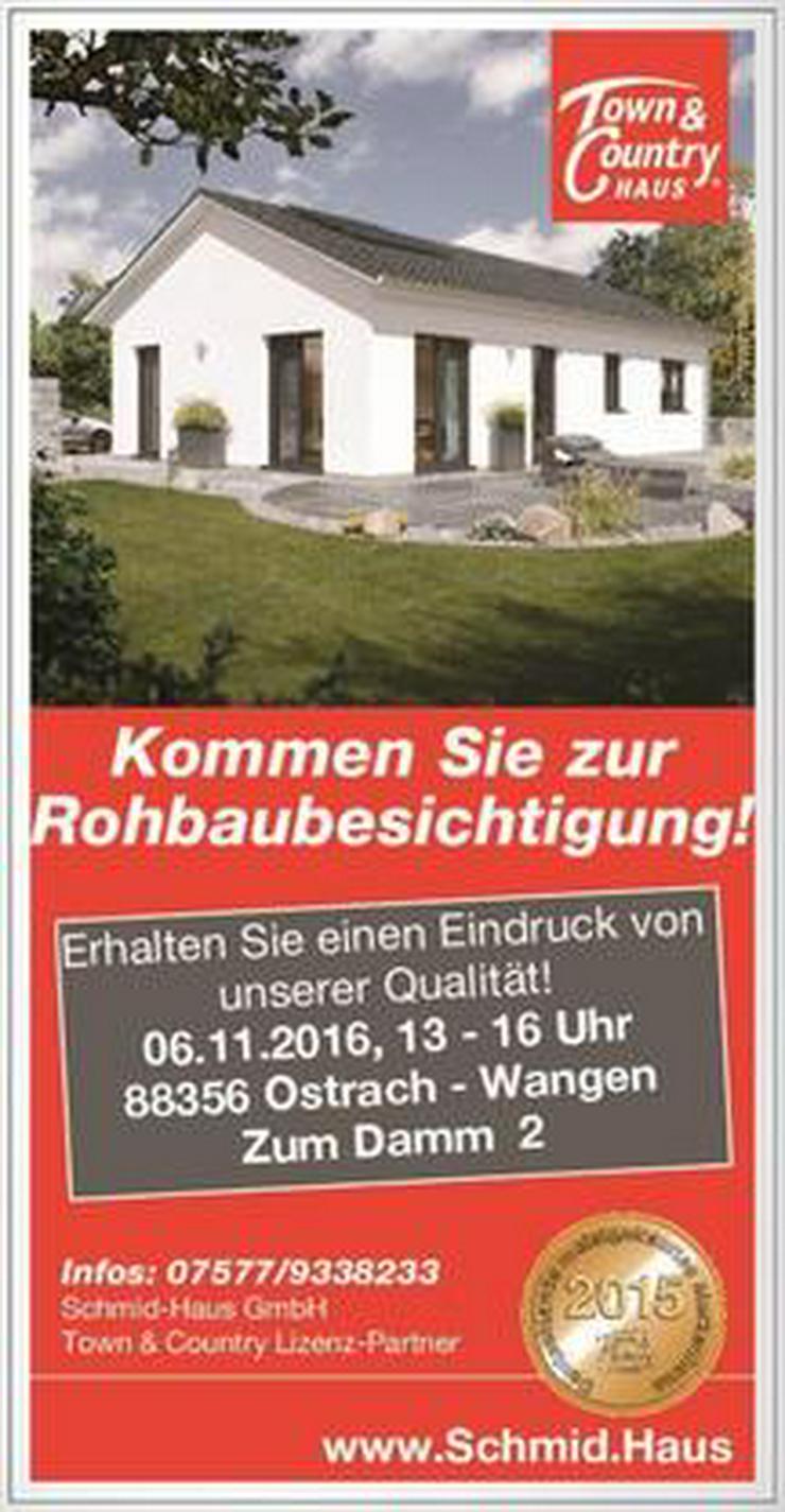 Herzliche Einladung zur Hausbesichtigung in Ostrach-Wangen Bungalow mit großer Terrasse -...