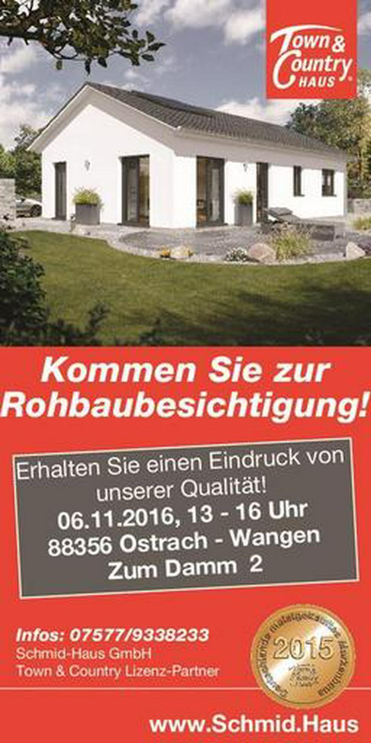 Herzliche Einladung zur Hausbesichtigung in Ostrach-Wangen Massives Einfamilienhaus mit de...