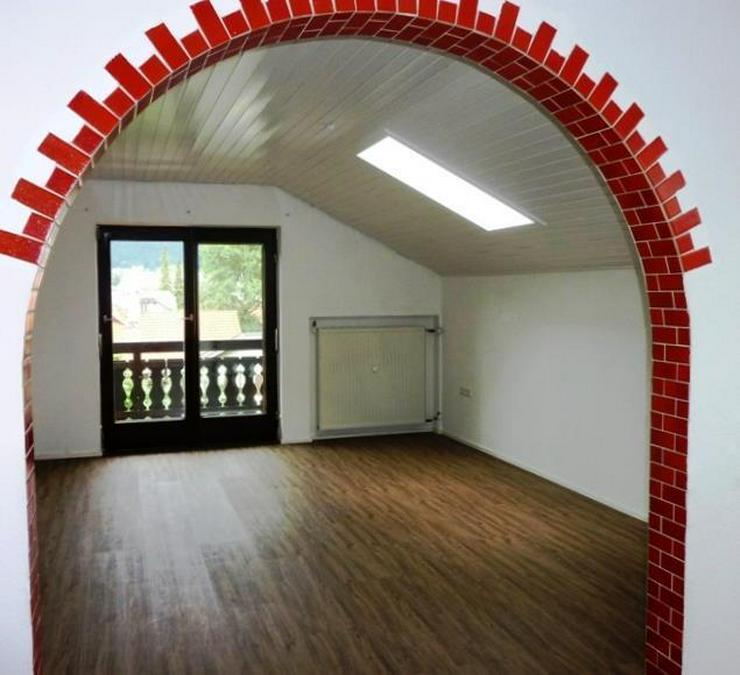 Bild 3: Wohnen unterm Dach