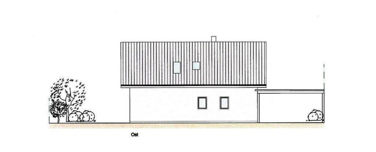 Bild 5: Massiv-Holzblockhaus in ruhiger Lage