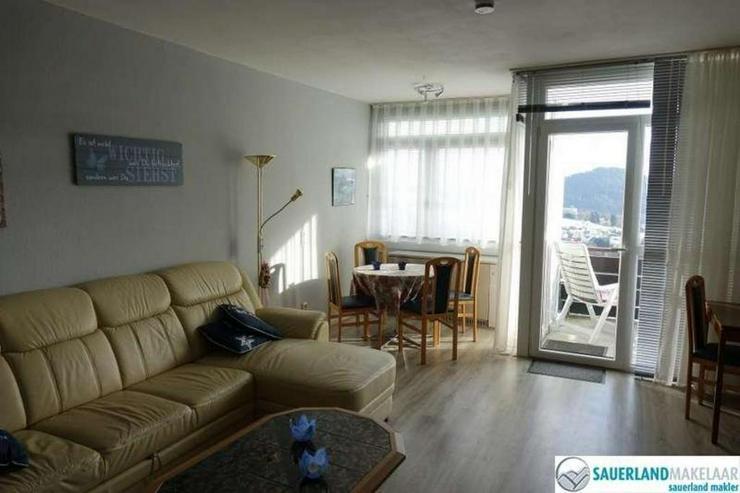 Bild 5: kleine schöne Wohnung mit Blick über Willingen